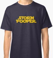 Storm pooper Classic T-Shirt