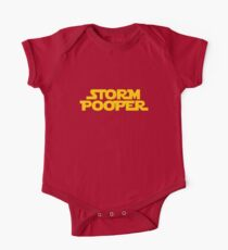 Storm pooper One Piece - Short Sleeve