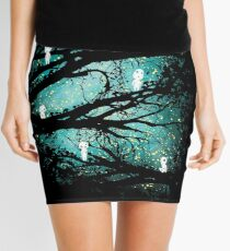 Tree Spirits Mini Skirt