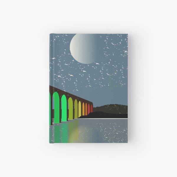 Royal Border Bridge in Berwick upon Tweed Hardcover Journal