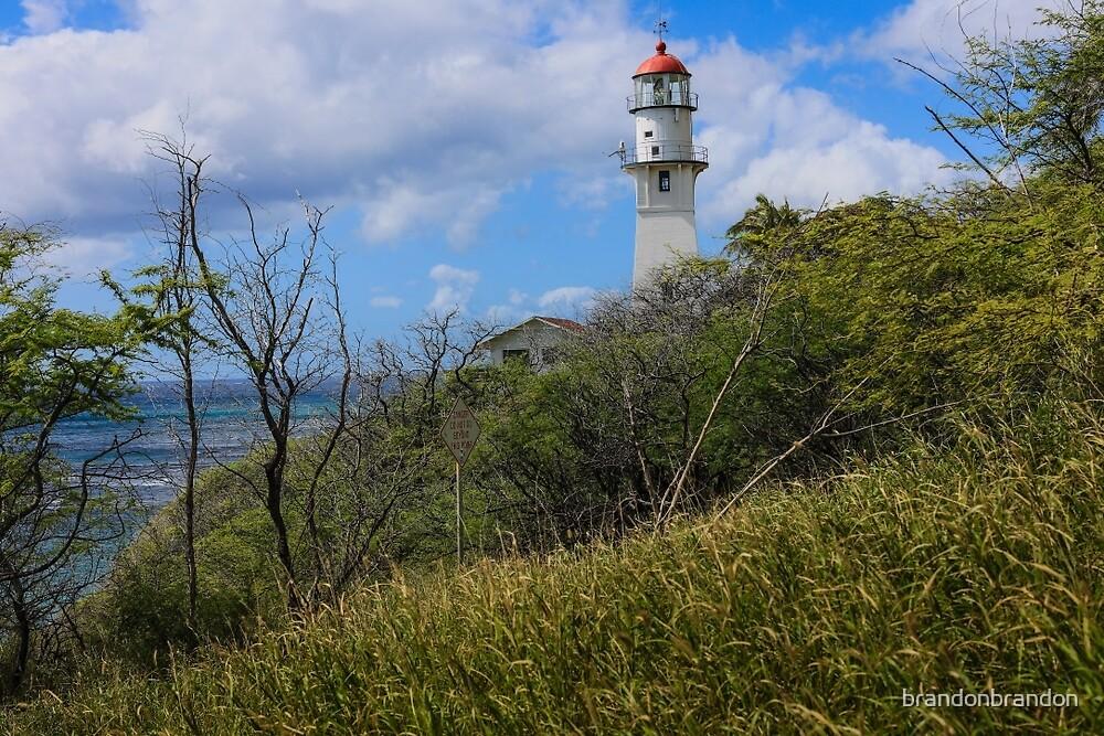 Diamond Head Lighthouse by brandonbrandon