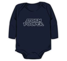 Storm Pooper One Piece - Long Sleeve