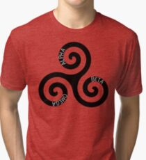 Teen Wolf: Triskele Tri-blend T-Shirt