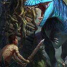 Ceratosaurus Time by RJ Palmer