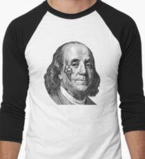 COLD HUNNID  Men's Baseball ¾ T-Shirt