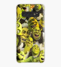 Shrek Collage  Case/Skin for Samsung Galaxy