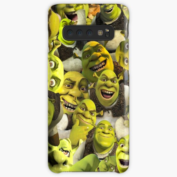Shrek Collage  Samsung Galaxy Snap Case