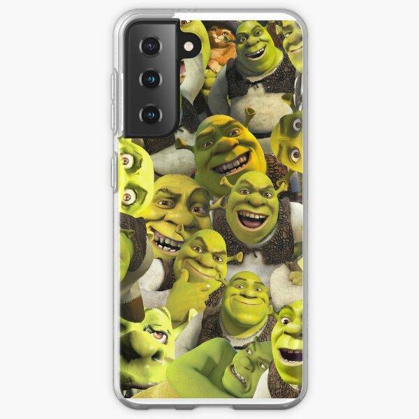 Shrek Collage  Samsung Galaxy Soft Case
