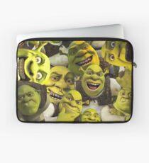 Shrek Collage  Laptop Sleeve