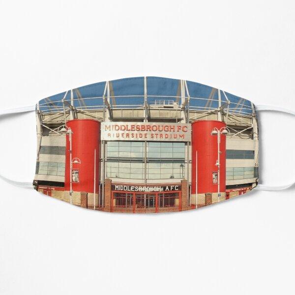 Conception de photos du stade Riverside Masque sans plis