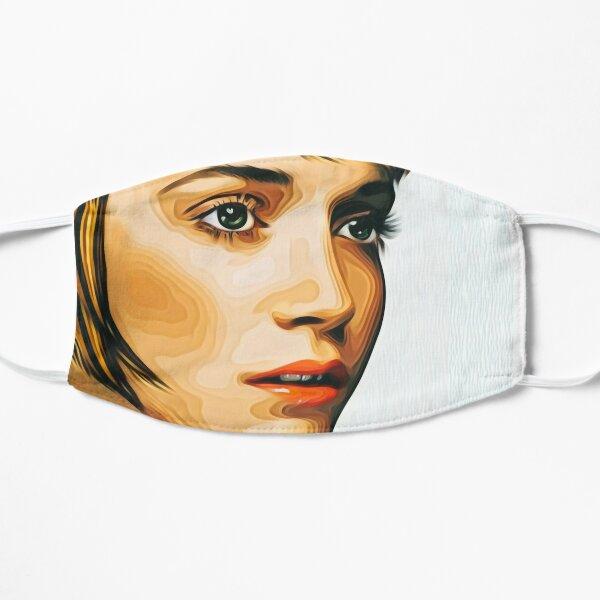 Girl Of Ipanema Flat Mask