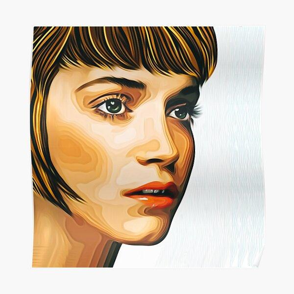 Girl Of Ipanema Poster