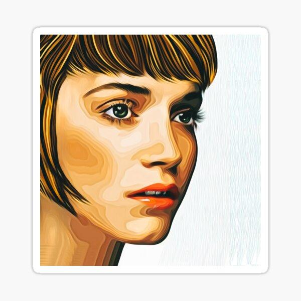 Girl Of Ipanema Sticker