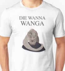 Bib Fortuna: Die Wanna Wanga: Black Version T-Shirt