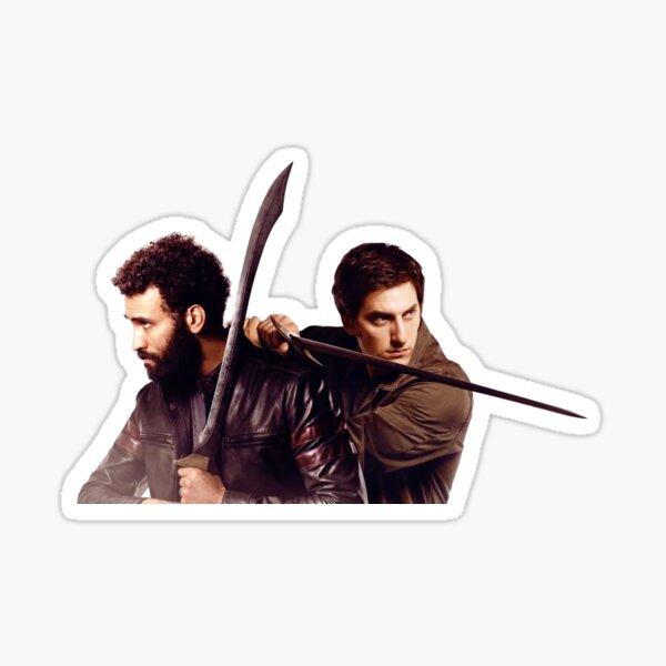 Immortal Husbands - Joe x Nicky Sticker
