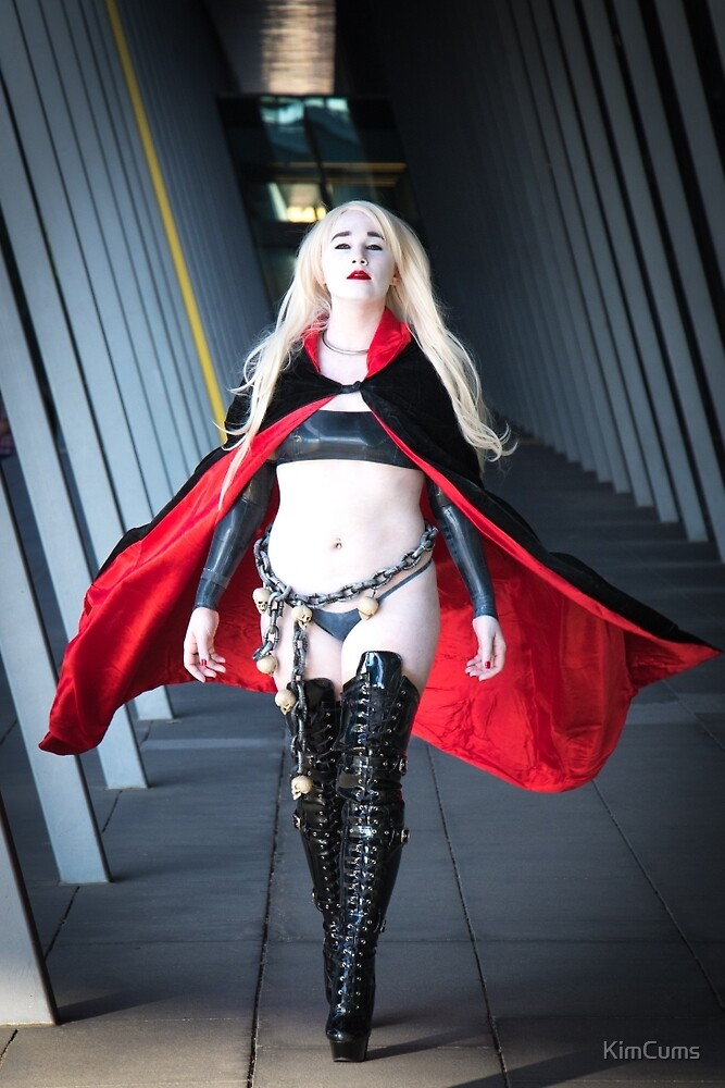 Lady Death #2 by KimCums