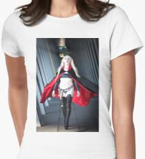 Lady Death #2 Women's Fitted T-Shirt