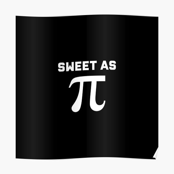 Sweet As 3.14 Poster
