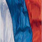 Waving Flag of Russia by pjwuebker