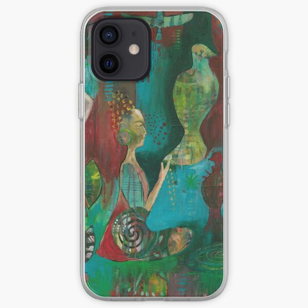 By The Pool iPhone Soft Case