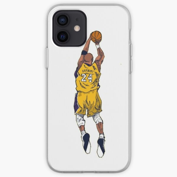 Wallpaper Kobe Illustration iPhone Soft Case