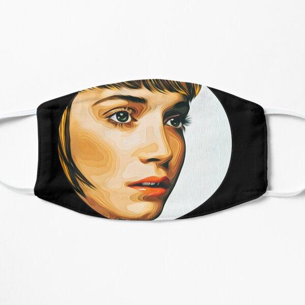 Girl Of Ipanema (2) Flat Mask