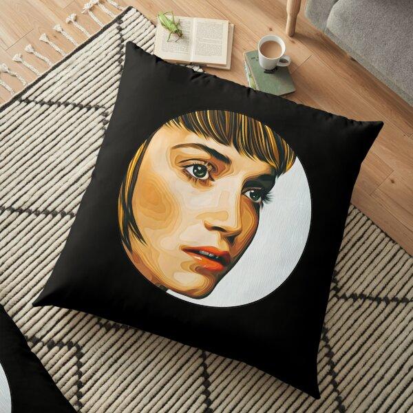 Girl Of Ipanema (2) Floor Pillow