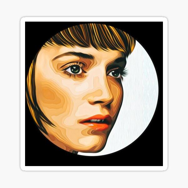 Girl Of Ipanema (2) Sticker
