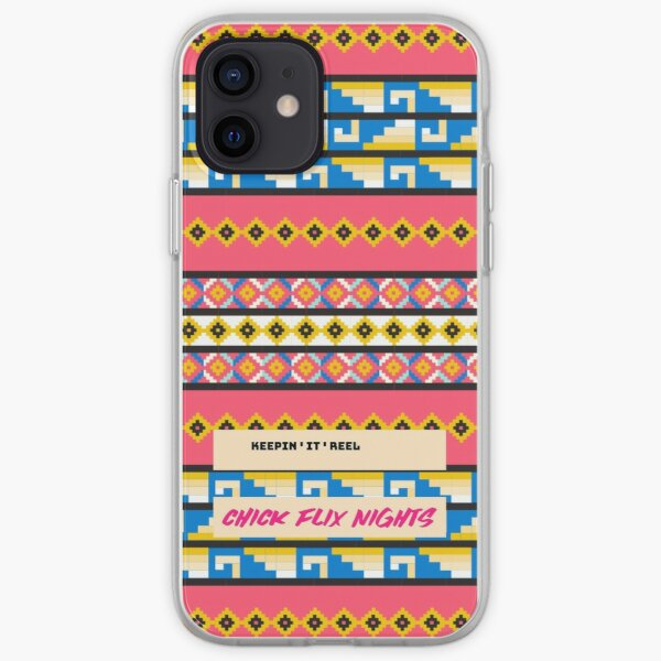 South American folk Art with Mexico abstract art Decorations South central American patterns iPhone Soft Case
