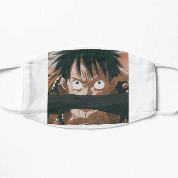 Luffy Anime Pantone Sticker  Flat Mask