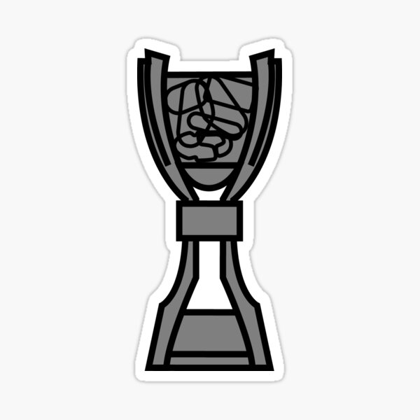Cup Trophy EMotorcon Sticker