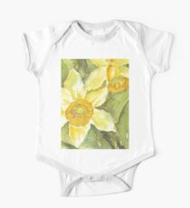 Golden Daffodils  Kids Clothes