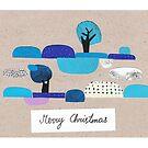 Merry Christmas  II by menulis