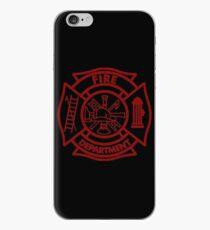 Fire Department iPhone Case