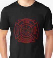 Fire Department Unisex T-Shirt