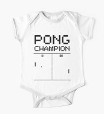 Pong Champion One Piece - Short Sleeve