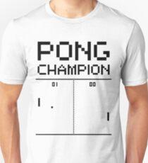 Pong Champion T-Shirt