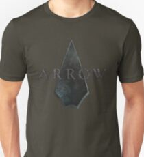 Arrow Logo, until they release official merchindise. Slim Fit T-Shirt