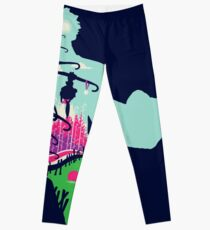 You Can't Catch Me! Leggings