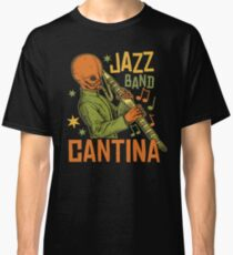 Cantina Jazz Band Classic T-Shirt
