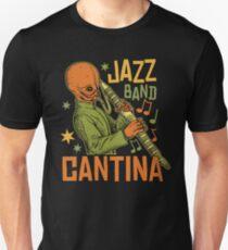 Cantina Jazz Band Unisex T-Shirt