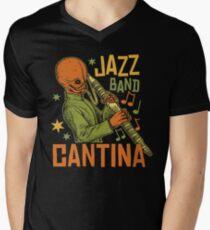 Cantina Jazz Band Men's V-Neck T-Shirt