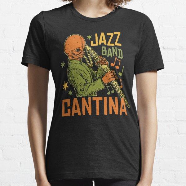 Cantina Jazz Band Essential T-Shirt