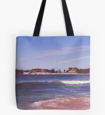 Terrigal view  Tote Bag