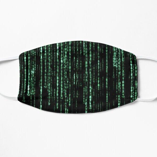 Matrix code pattern Mask