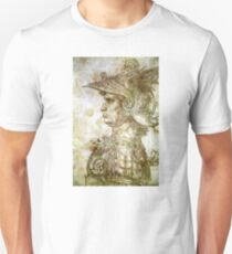 Leonardo da Vinci Man in Armour T-Shirt