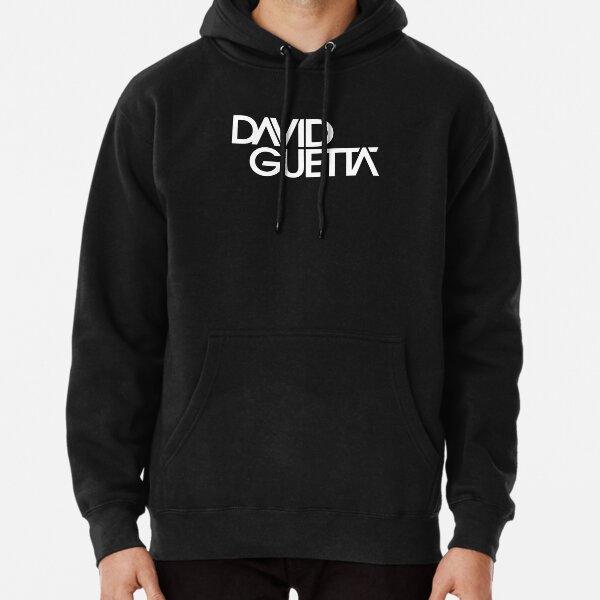 MEJOR PARA COMPRAR - Logotipo de David Guetta Sudadera con capucha