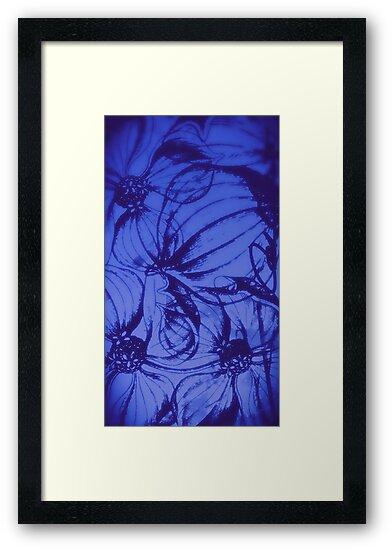 Hawaiin Breeze Dark Blue by cataleabianco