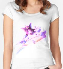 Cait Sith :) Women's Fitted Scoop T-Shirt