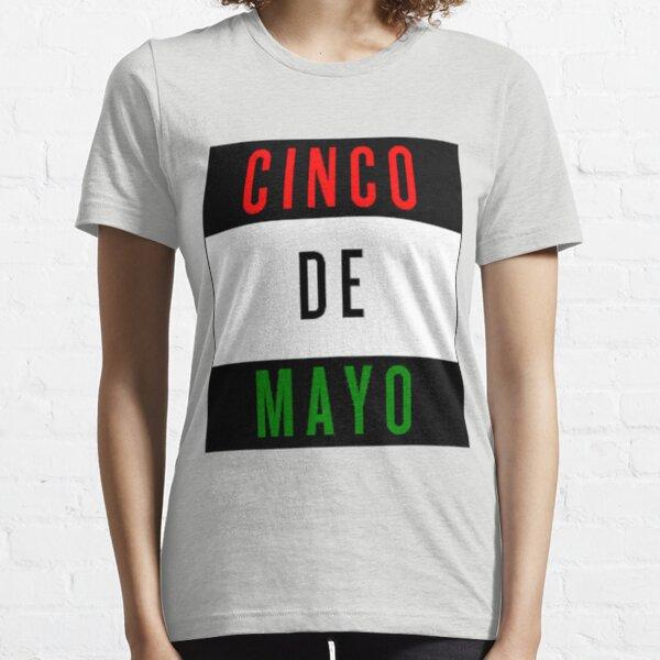 Francisco Cinco De Mayo Club Logo 11 Essential T-Shirt